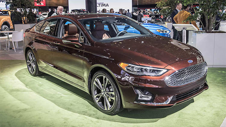 2019 Ford Fusion MRSPs rise anywhere from $645 to $6,190, but there's a but