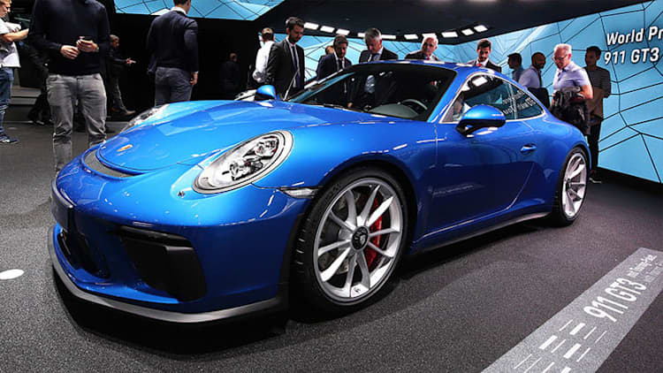 Porsche 911 chief admits GT3 Touring a response to $1 million 911 R resale prices