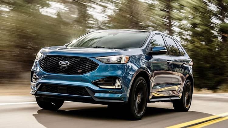 2019 Ford Edge ST adds a much-needed dose of edginess