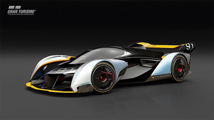 McLaren BC-03 hypercar looks to be a production Ultimate Vision GranTurismo
