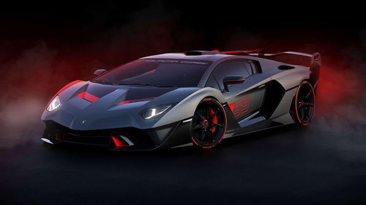 Lamborghini SC18 Alston is a ferocious first from Squadra Corse