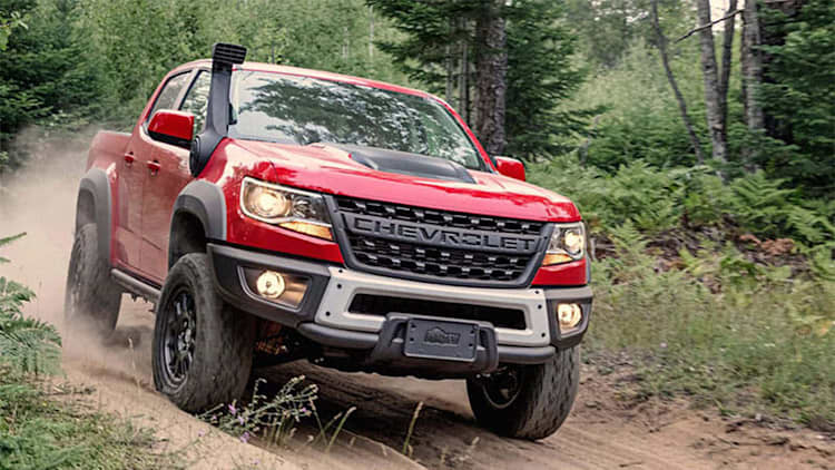 Chevy Colorado ZR2 Bison by AEV pricing: Here's what $48,045 buys you