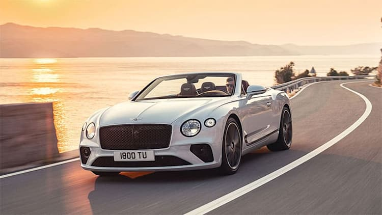 Bentley CEO Adrian Hallmark explains carmaker's situation and plan for recovery