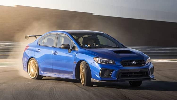 Subaru files for S209 trademark in the U.S.