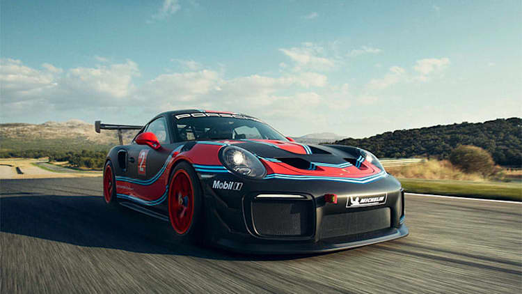 Porsche 918 successor needs to do the 'Ring in 6:30