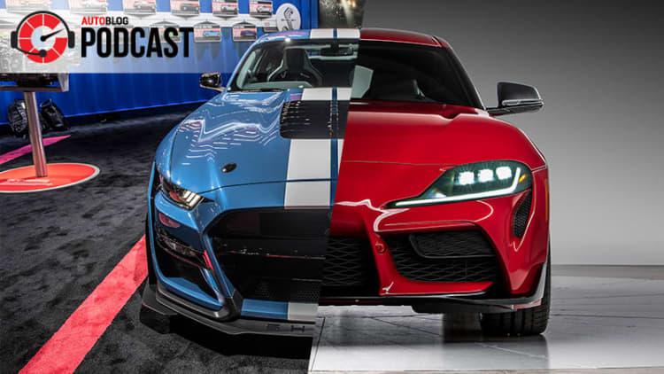 2019 Detroit Auto Show Special | Autoblog Podcast #568