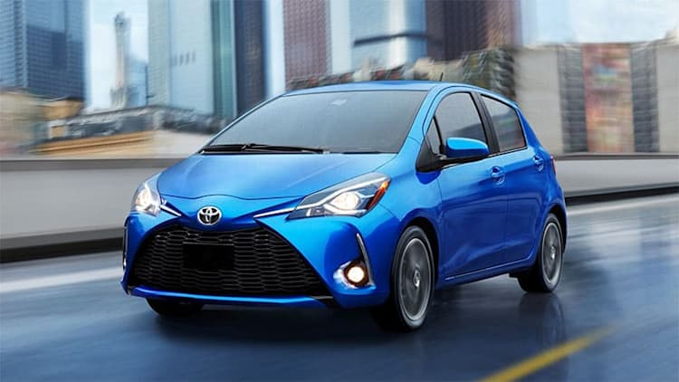 2020 Toyota Yaris hatchback could return as a Mazda2 clone