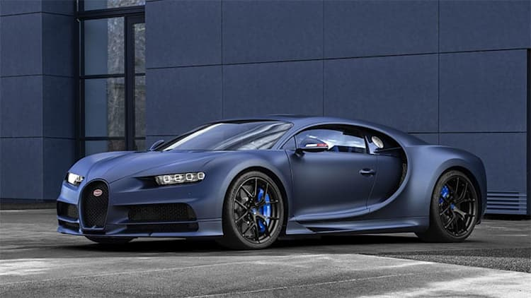 Bugatti said to bring an $18M one-off to Geneva