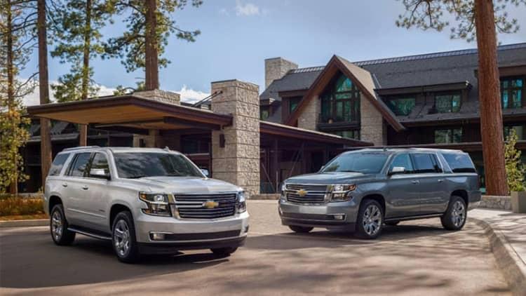 2019 Chevrolet Tahoe prepares swan song with slight MSRP increases