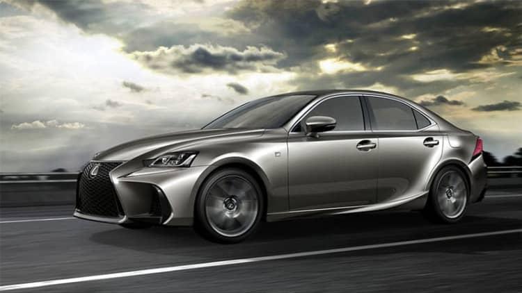 Lexus to use BMW 3.0-liter straight-six in next-gen IS sedan?