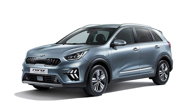 Kia Niro hybrid and PHEV refreshed with Niro EV's looks and tech for Geneva