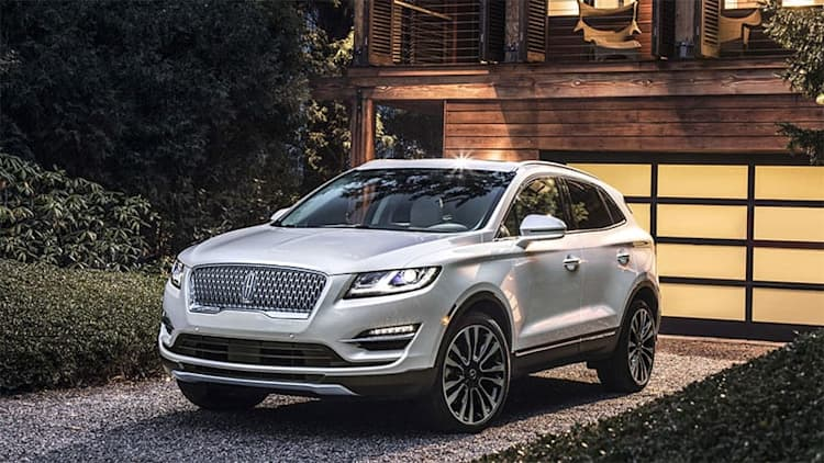 Lincoln Corsair reportedly getting a PHEV among three engine options