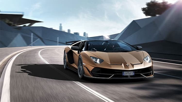 Lamborghini Aventador successor to use supercapacitors instead of batteries?