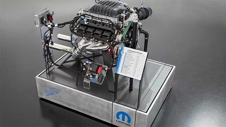 Mopar Hellephant crate engine sells out in 48 hours