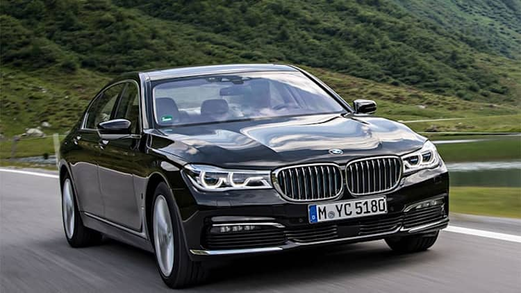 2019 BMW 740e to get more power, better batteries, become 745e