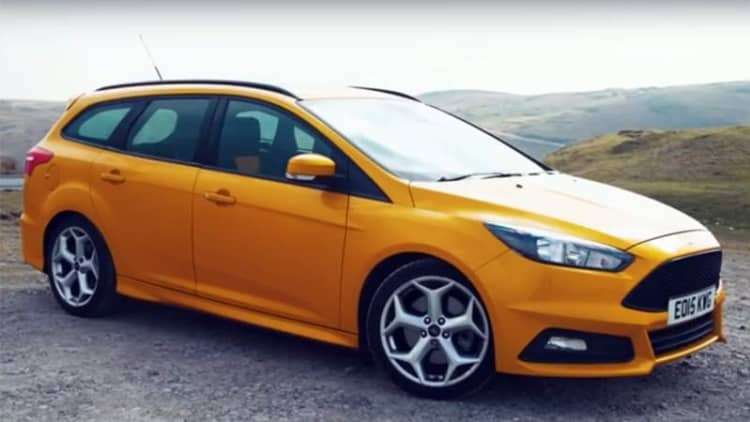 Can a diesel wagon be worthy of the Focus ST name?