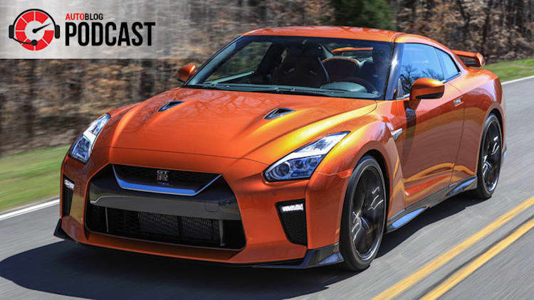 We love driving Godzilla | Autoblog Podcast #518