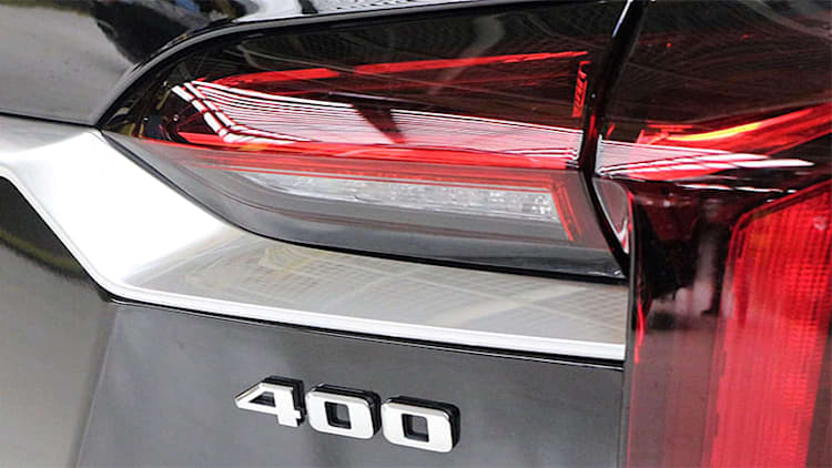 Cadillac adds torque-number badging to most new models starting in 2020