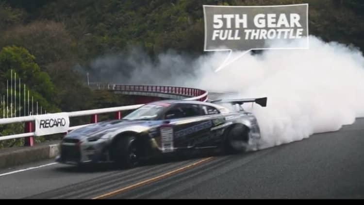 Watch Higgins mindblowing Subaru WRX STI Isle of Man record lap in firstperson