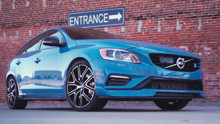 2018 Volvo V60 Polestar | The last year for this performance wagon