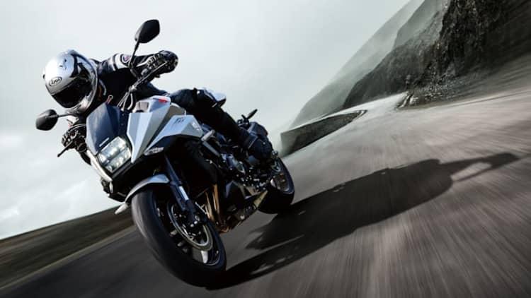 Suzuki introduces reborn Katana motorcycle