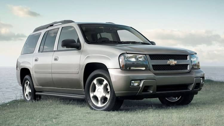 GM re-recalls 11k SUVs