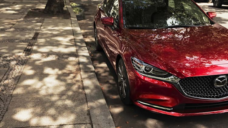 2018 Mazda6 gets more power, efficiency to go with updated looks