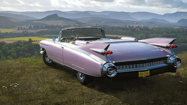1959 Cadillac Eldorado and more featured in latest 'Forza Horizon 4' car pack