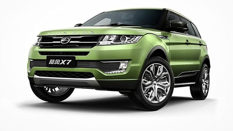 Why Land Rover's reluctant to show concepts: Chinese clones