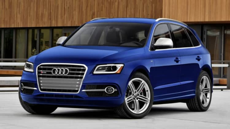 2014-15 Audi SQ5 recalled for steering issue