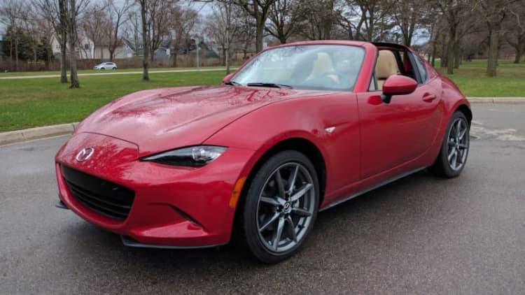 Confirmed: Mazda Miata gets more power, higher redline, telescoping wheel