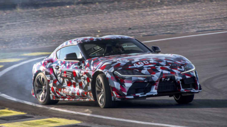 Toyota finally, finally revealing 2020 Supra at Detroit Auto Show