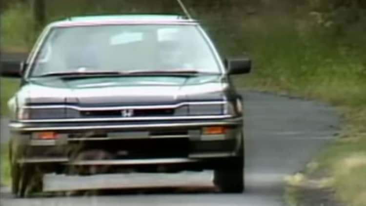 Sporty cars from the '80s get retro reviews from MotorWeek
