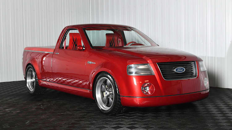2001 Ford F-150 Lightning Rod is a concept you can own