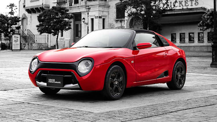 Honda S660 Neo Classic is closest thing to the Sports EV Concept yet
