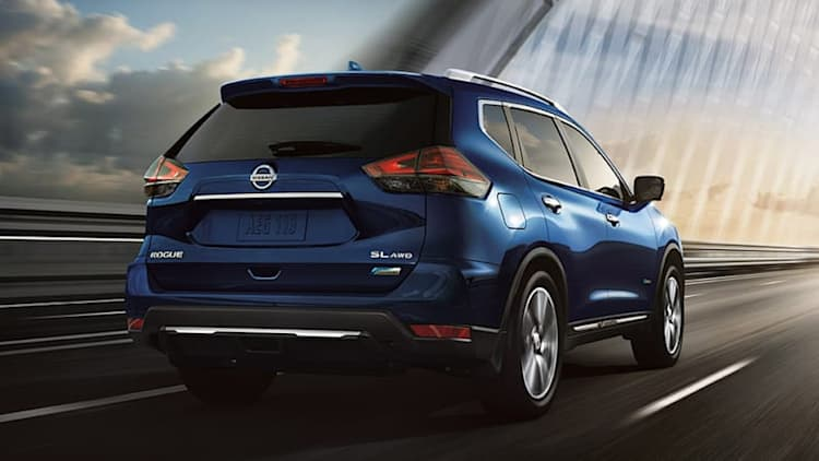 Nissan Rogue Hybrid price jumps for 2018