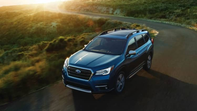 Sunday Drive: Subaru Ascends up to the hottest market segment in America