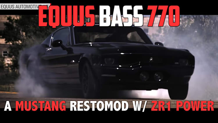 Equus Bass 770 | Autoblog Minute