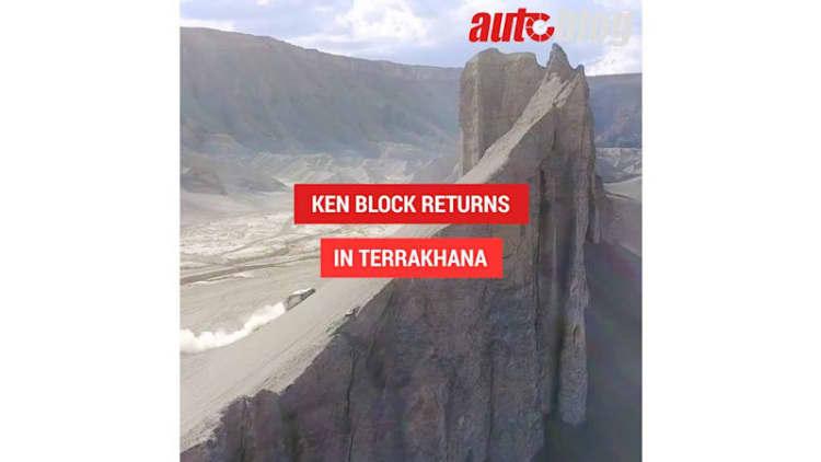 Ken Block Terrakhana | Swing Arm City, UT