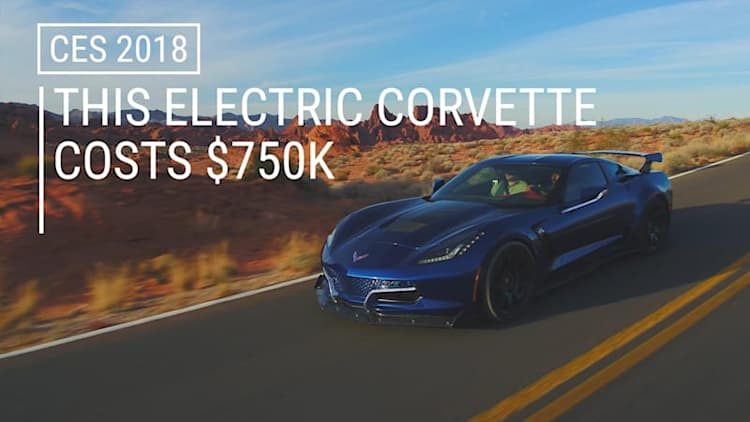 Genovation debuts the world's fastest Chevy Corvette