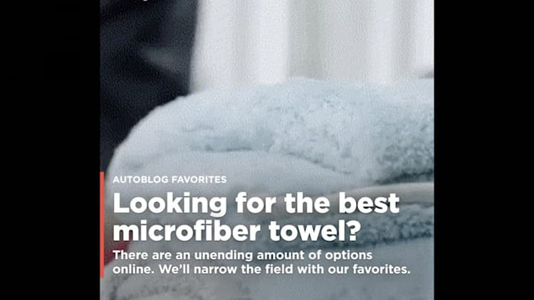 Looking for the best towel to dry your car?