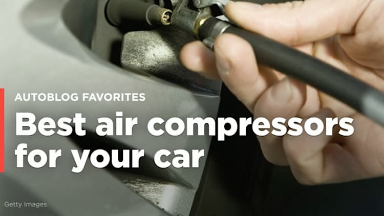 5 great air compressors for your car | Autoblog's favorites