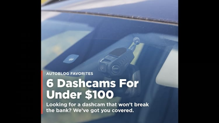 6 dashcams for under $100