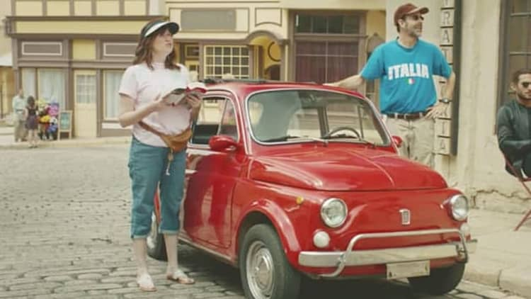Fiat turns to Funny or Die with new Italian-centric video spots