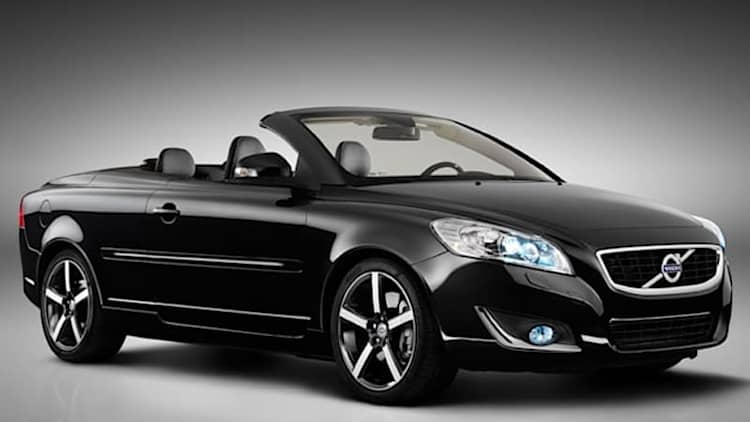 Volvo will replace C70... eventually