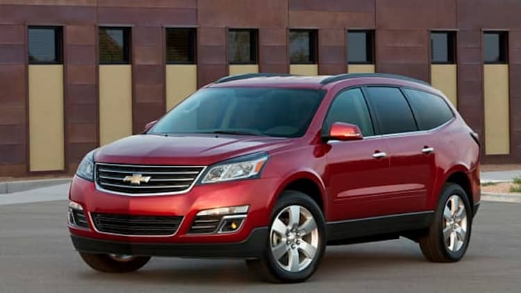 GM announces 3 new recalls affecting 1.7M vehicles in North America [w/video]