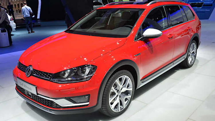 VW boss confirms Subaru-aping Golf Alltrack for US