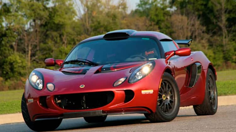 Lotus recalls 2008-2011 Elise, Exige and 2011 Evora over fire fear