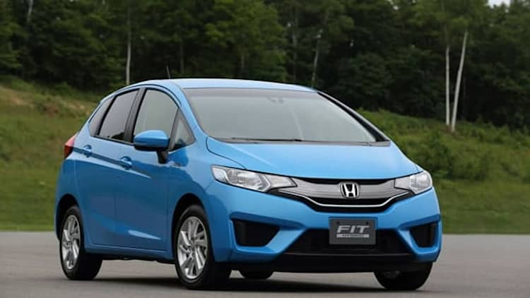 Honda execs take 'quality-related' pay cut after Fit Hybrid's 5th recall