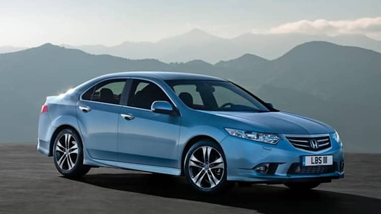 Honda discontinuing Euro Accord, no replacement in sight